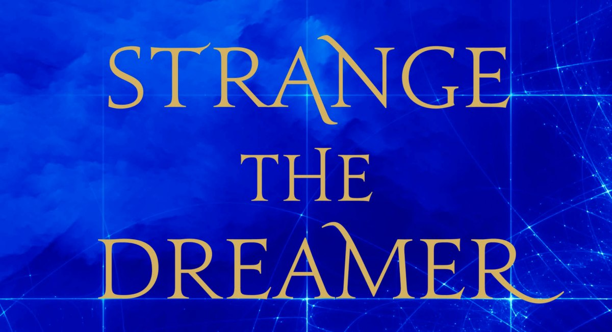 Book Review: Strange the Dreamer